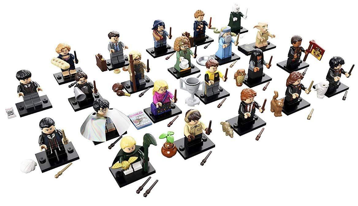 Lego 71022 Alle 22 Figuren Komplett Harry Potter Und Phantastische Tierwesen Minifigur Phantastische Tierwesen Lego Harry Potter Tierwesen