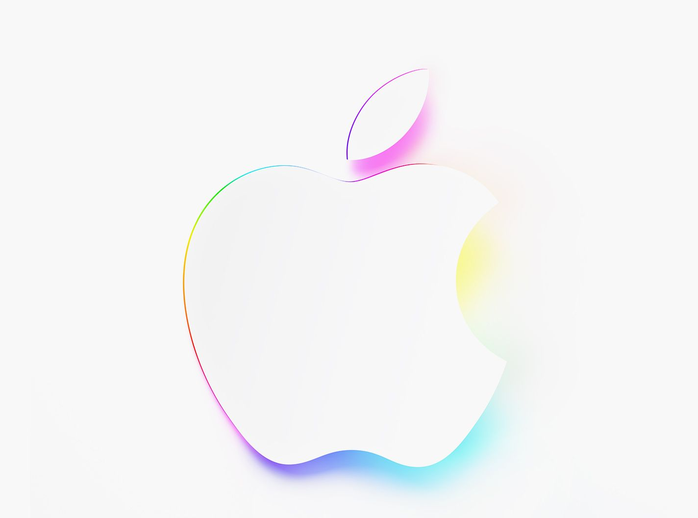 All Of The Apple Logos From The October 30th Event Invites Album On Imgur Apple Logo Wallpaper Iphone Apple Logo Design Apple Logo