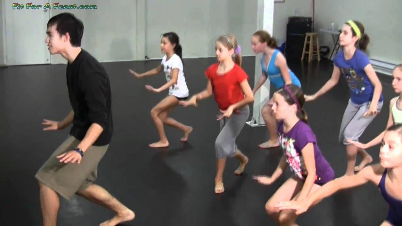 Hip hop dance lesson contemporary hip hop steps and