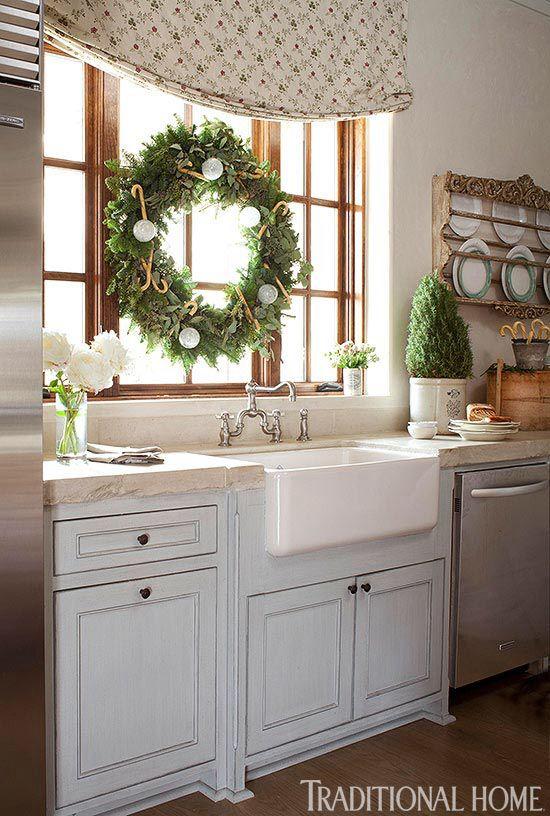 Christmas Kitchen details