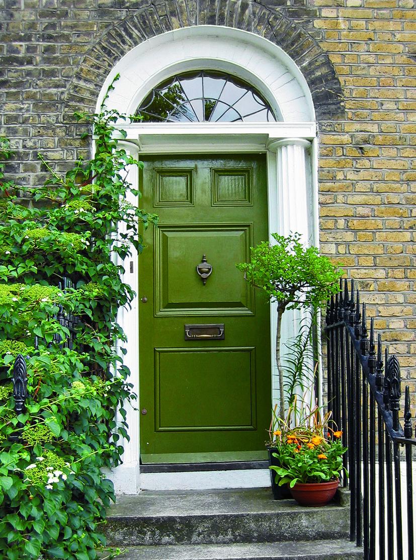 Personalize Your Front Door With Paint Colors | Bricks, Front doors ...