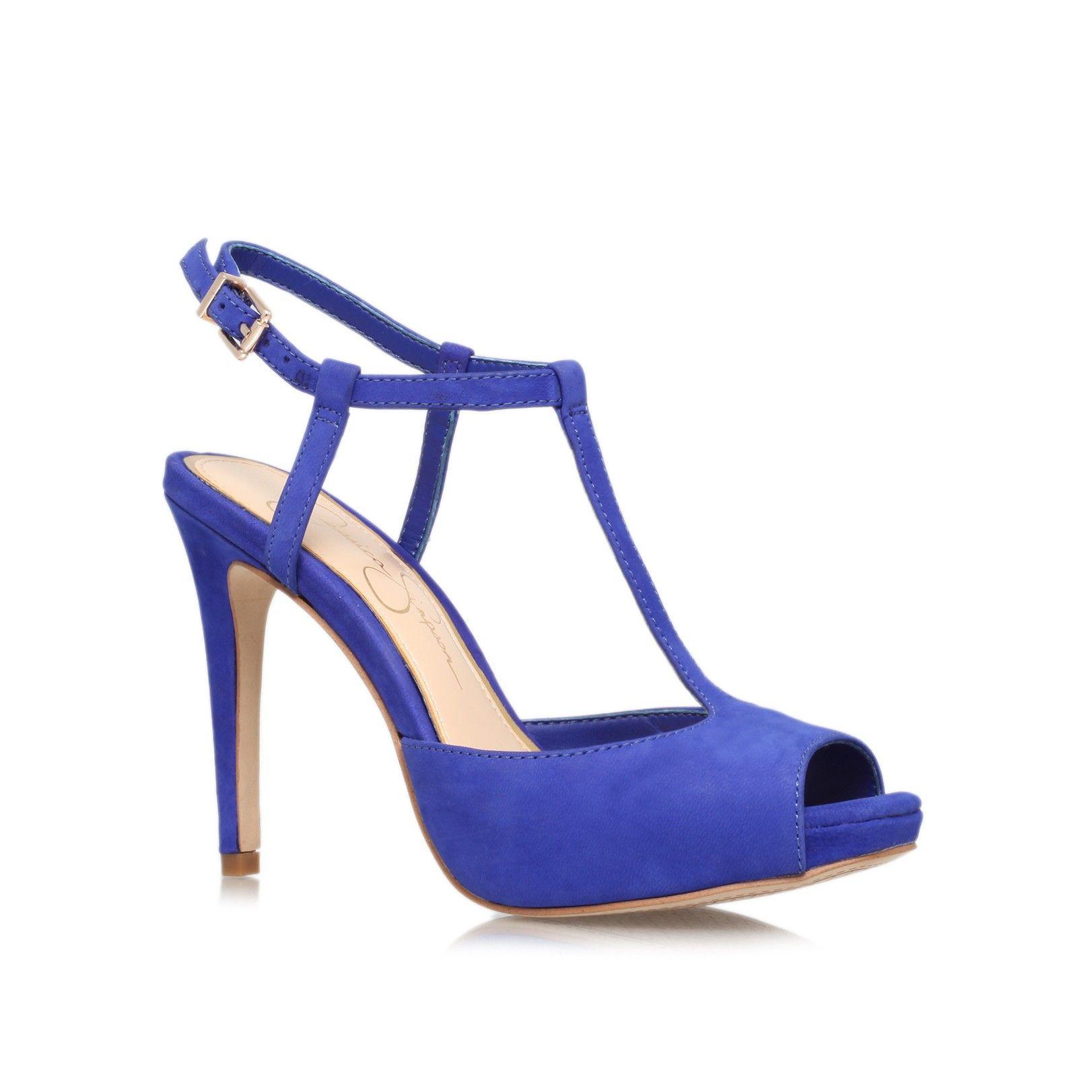 Sasha Jackson Boots: Jacci, Blue Shoe By Jessica Simpson - Women Shoes