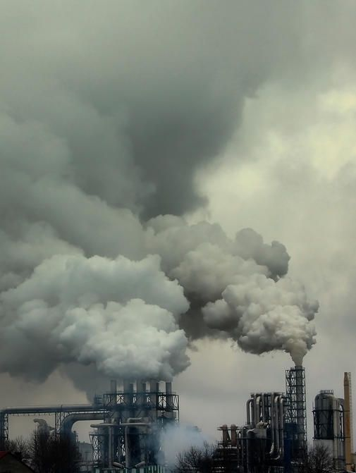 The Most Polluted Places In The World