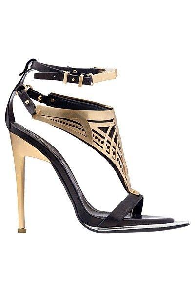 roberto cavalli 2013 SHOE ADDICT  2013 Fashion High Heels 