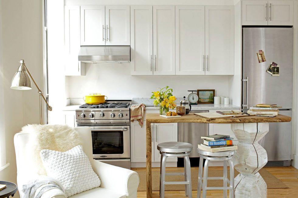 ideas de decoracin de cocinas pequeas