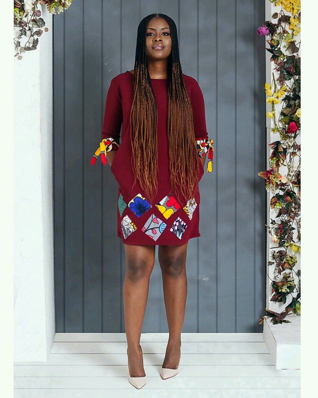 The most popular african clothing styles for women in kente