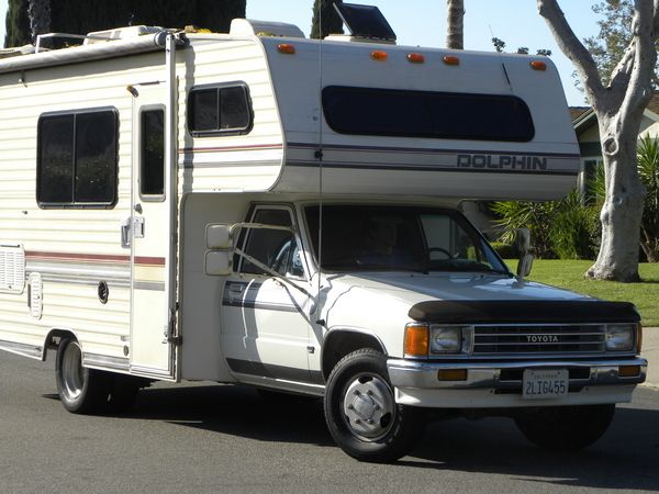 Toyota Motorhome For Sale Craigslist Selection For Your 1993 Another Toyota Rv For Sale Craigsl Toyota Motorhome Toyota Pickup For Sale Pickups For Sale