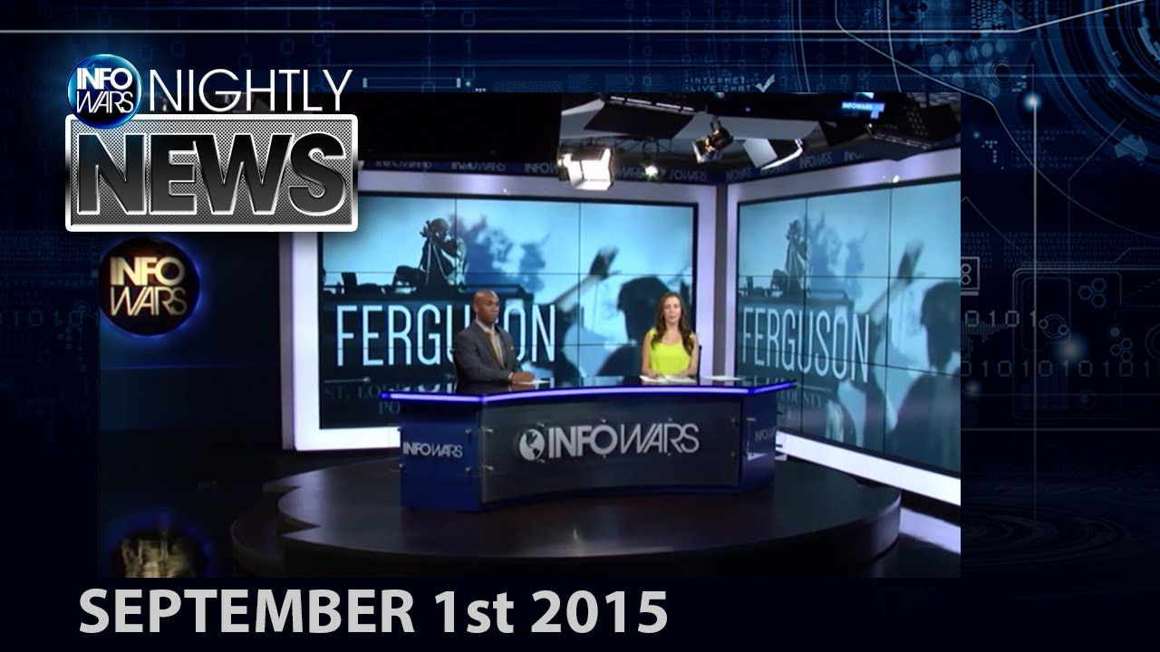 Race War Begins Between Cops And Citizens - Infowars Nightly News Full S...