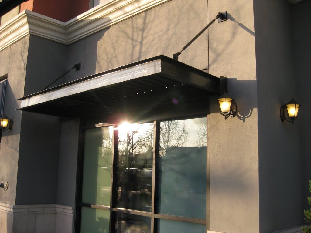 Retail Window Canopy Canopies For Restaurants