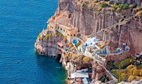 استمتعي بالرومانسية الهادئة في جزيرة كريت اليونانية Santorini Island Santorini Places To Go