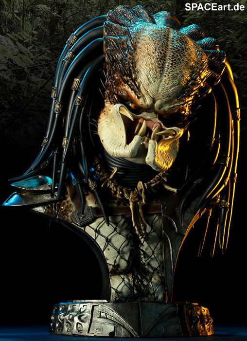 Predator 1: Legendary Scale Predator Büste, Büste