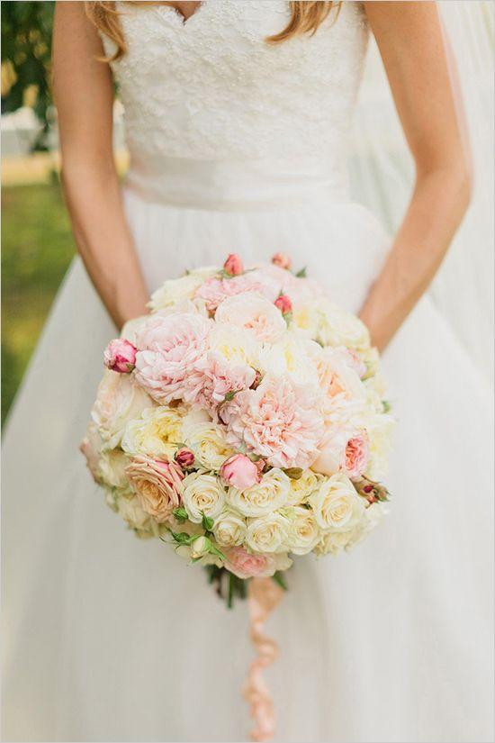 cream flowers wedding bouquet » Flower Shop Near Me | Flower Shop