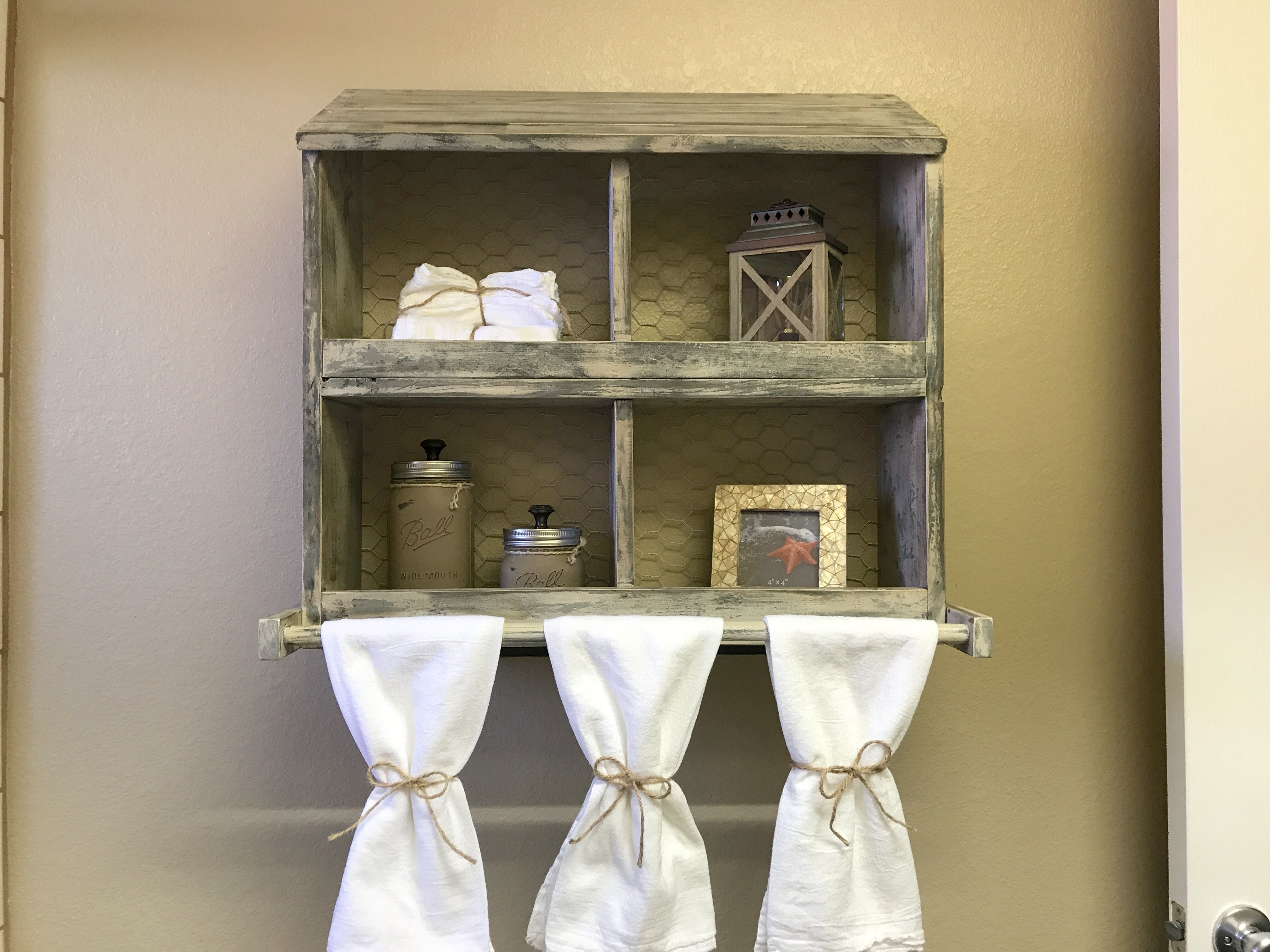 Rustic Hand Towel Stand Wonderful Stand Nesting Box Towel Rack