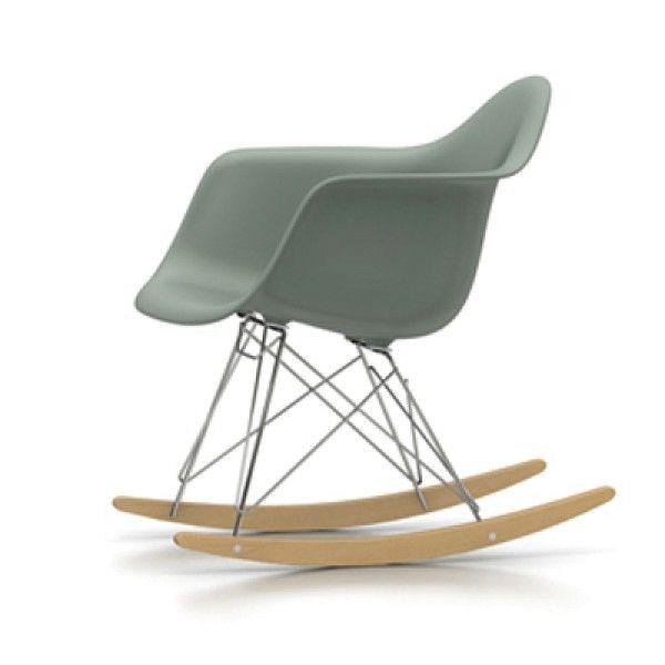Vitra Rar Schommelstoel.Vitra Eames Rar Stoel Eameschair Eames Chair Eames Rocking