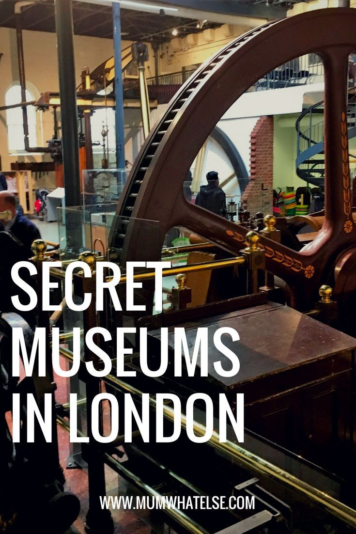 water-and-steam-museum-london