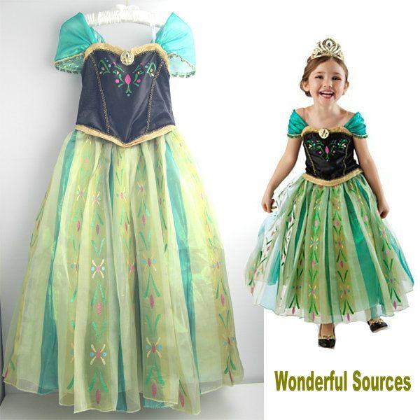 Anna Dress For Kids