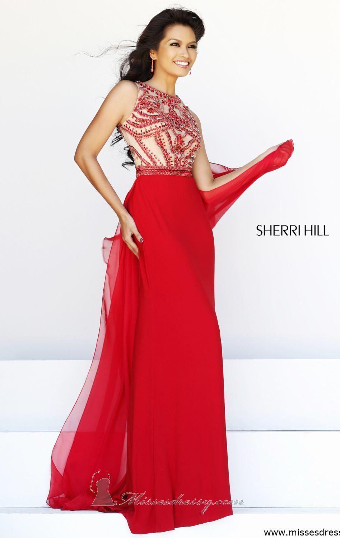 Sherri Hill 11069 Dress - MissesDressy.com | SHERRI HILL / Spring ...
