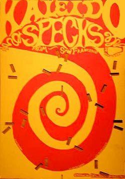 1967 KALEIDO SPECKS FROM SAN FRANCISCO