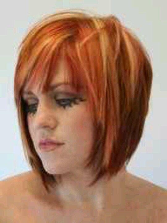 Copper Hair Blonde Highlights Red Hair Red Blonde Hair