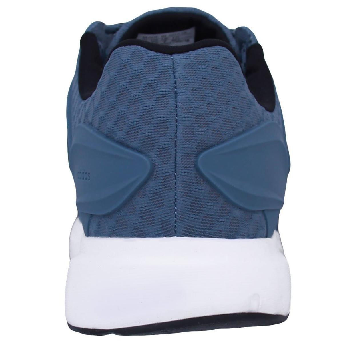b4f1ad377e Tênis Adidas Starlux Masculino - Azul e Branco