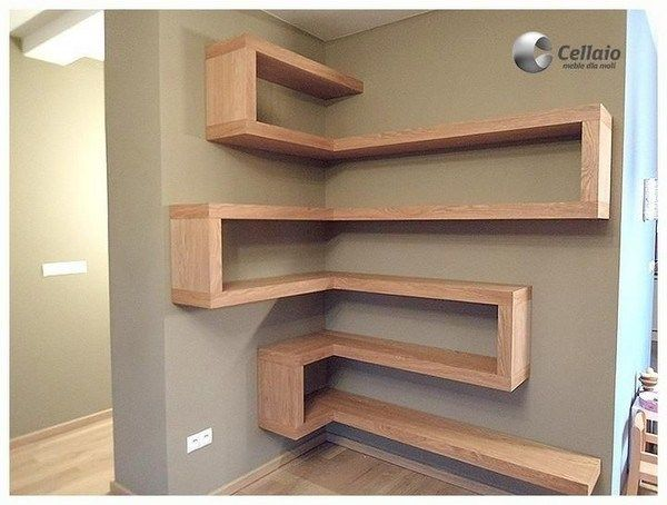 60 Best Of Corner Shelves Ideas