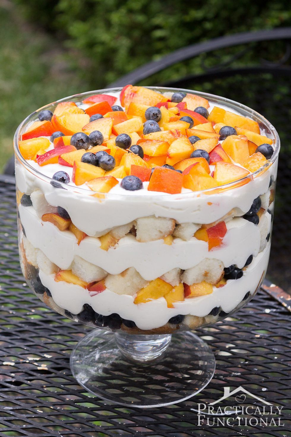 12 Easy Summer Trifle Recipes That Will Be the Star of Your Next Barbecue is part of Summer trifle recipes - These look SO good!