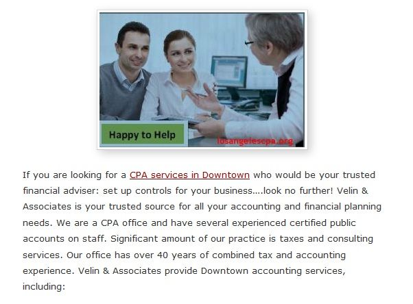#CPA Services in Downtown. https://bestcpaservices.wordpress.com/2015/10/16/cpa-services-in-downtown/