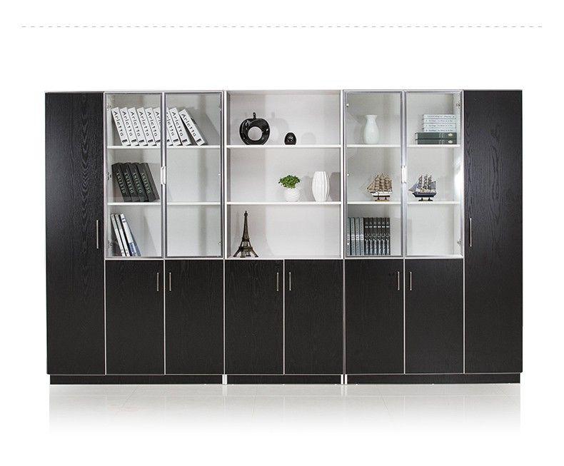 Golden Office Furniture Suppliers Wooden 8 Doors Large Decorative ...