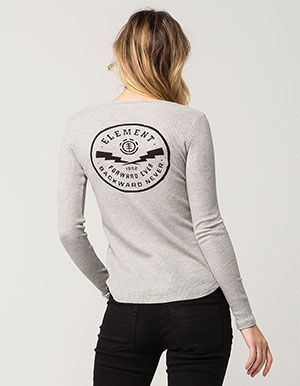 ELEMENT Bolt Womens Thermal Grey