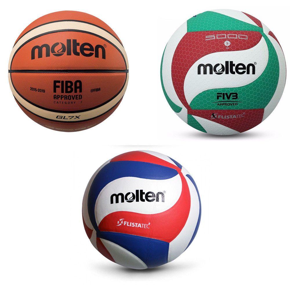Molten Standard Volleyball Basketball In Outdoor Fun Game Training W Bag Ebay Link Fun Sports Fun Outdoor Games Sports Team