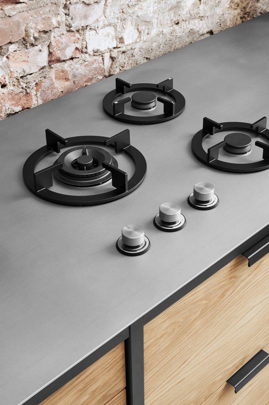 WERK Modulküche – eine Küche von Jan Cray / Hamburg  Modulküche