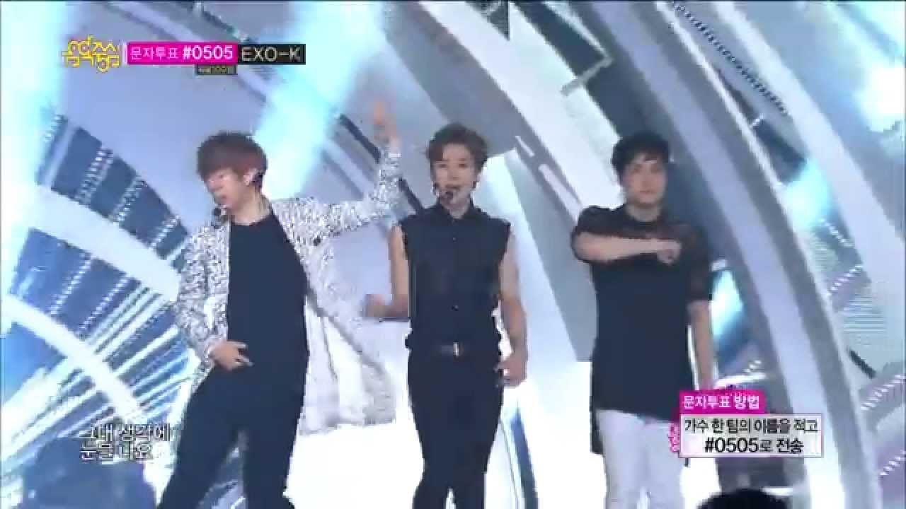 [Comeback Stage] ZE:A - Breath, 제국의아이들 - 숨소리, Show Music core 20140607