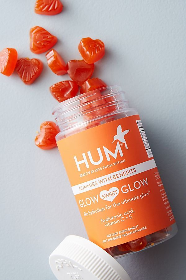 HUM Nutrition Glow Sweet Glow Gummies in 2020 Nutrition