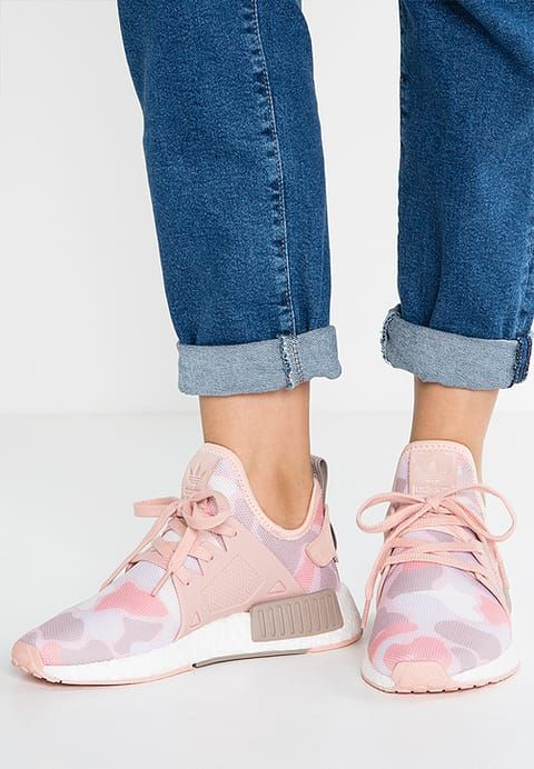 new product 40a4c 69594 adidas Originals NMD XR1 - Trainers - maroon icepurple vapour grey for  £119.95 (17 12 16) with free delivery at Zalando