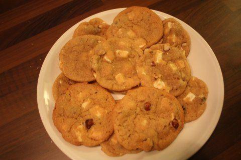Chocolate chips cookies/Amerikkalaiset suklaakeksit - Leipomisen iloa - Vuodatus.net