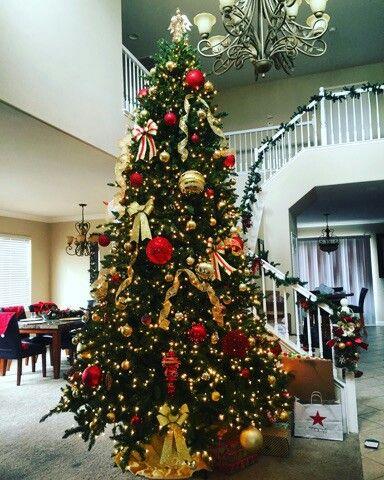 Loving my Christmas Tree❤ Christmas tree Pinterest Christmas