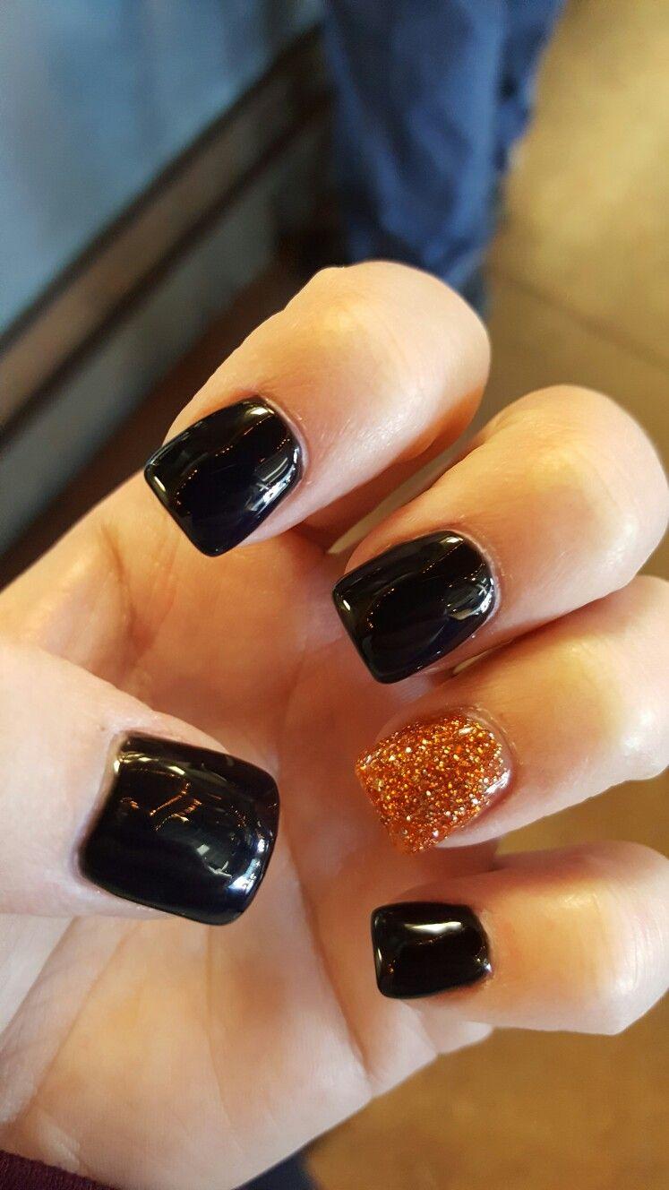 Fall, thanksgiving, halloween nails | Holloween nails ...