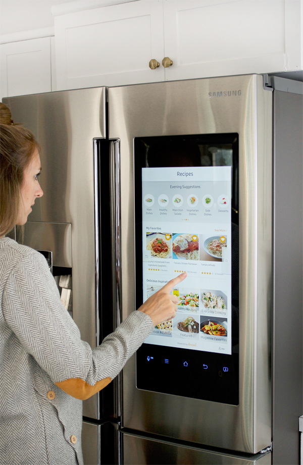 The Fridge That Changed Everything The Samsung Family Hub