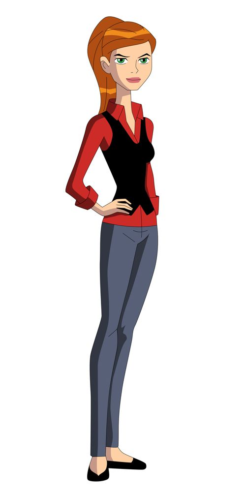 Gwen Tennyson | Ben 10, Ben 10 alien force and FNAF