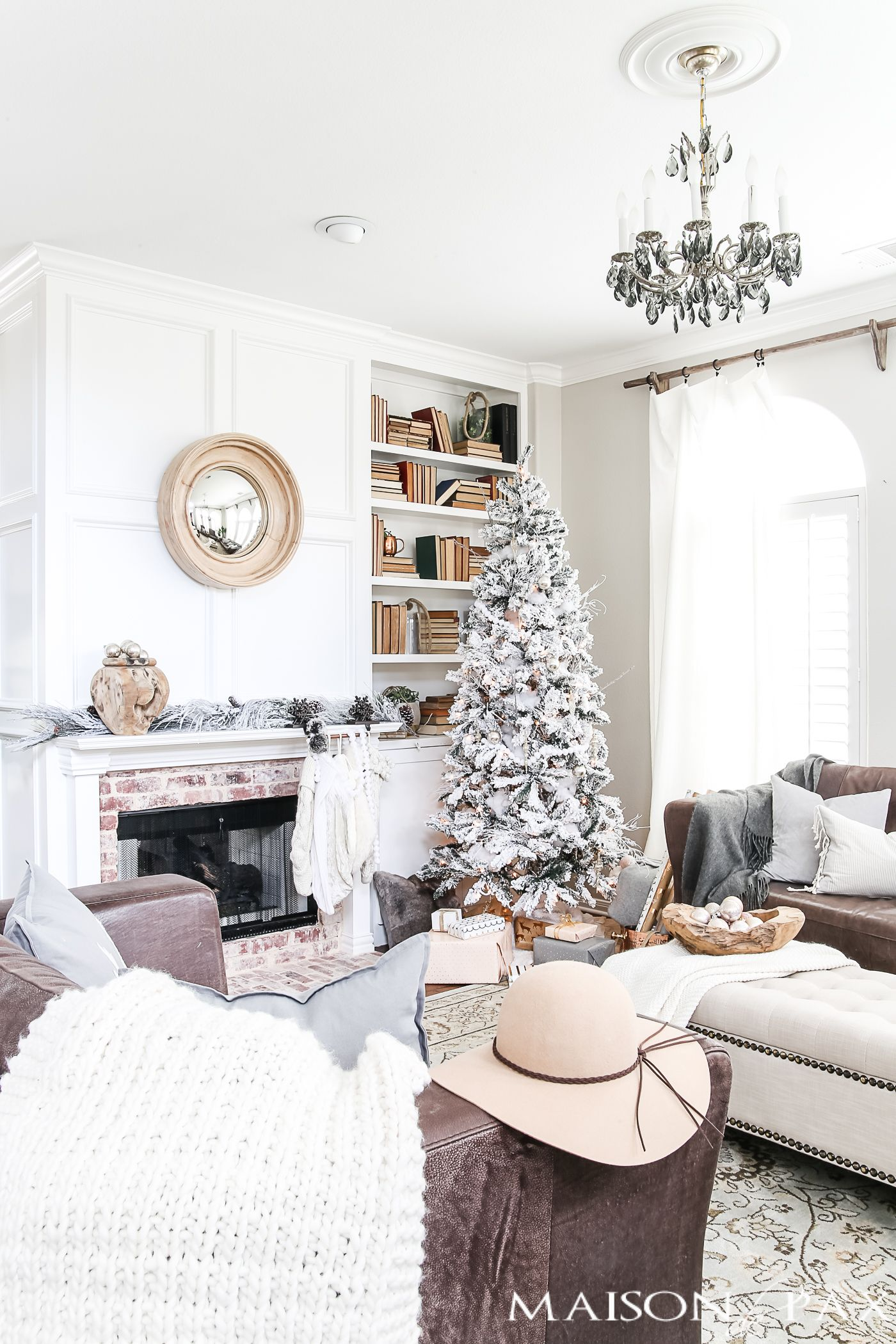 Tips for Simple, Elegant Holiday Decor | Christmas decor ...