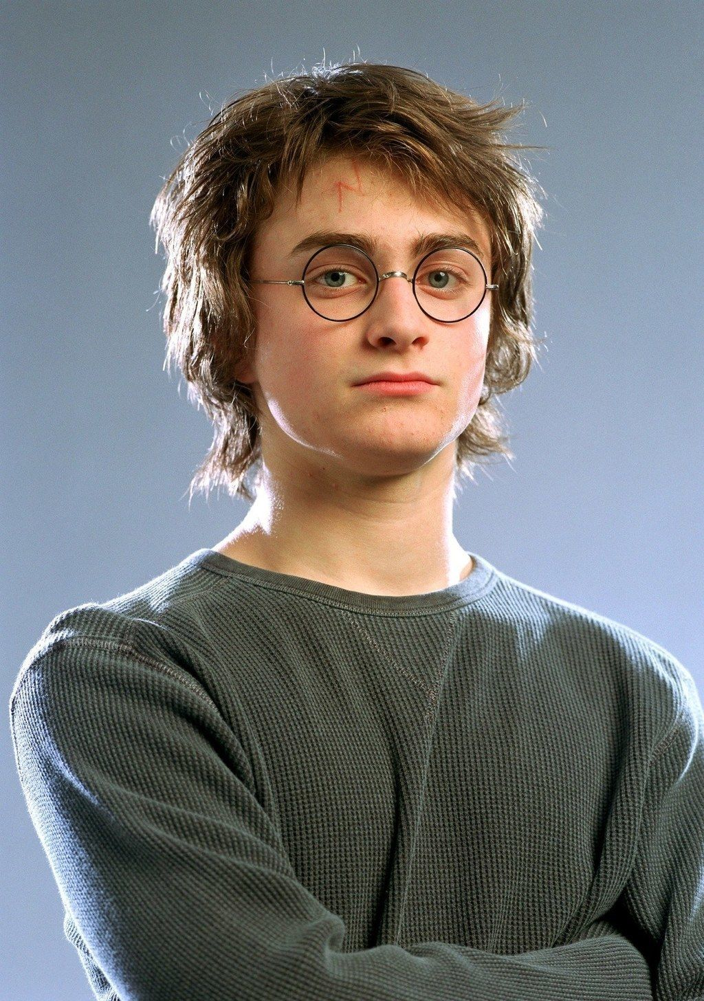 Daniel Radcliffe And Jamie Parker As Harry Potter Harry Potter Goblet Daniel Radcliffe Harry Potter Harry Potter Hairstyles