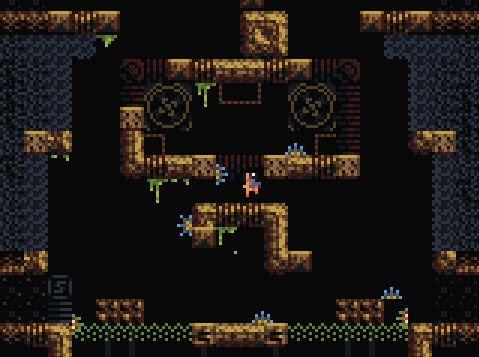 Environmental Station Alpha On Steam Cool Pixel Art Pixel Art Games Pixel Art