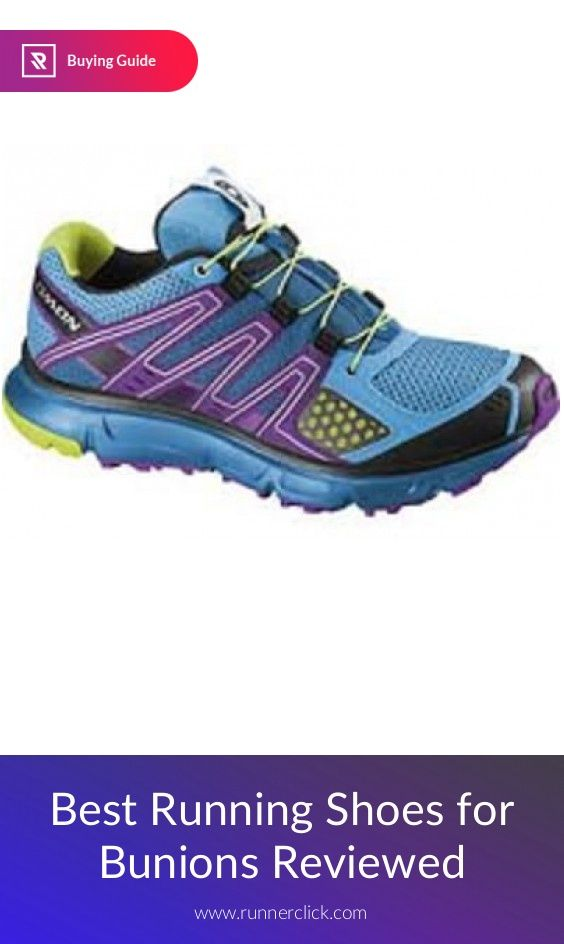 990ecd59533 Best Running Shoes for Bunions Tested   Rated