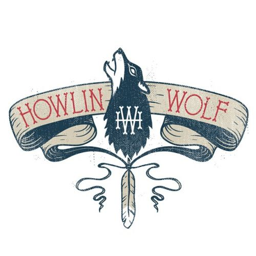 Here is some branding I did for the guys at @howlinwolf_boutique Check them out! They are rad. #kieltillmanart #branding #howlinwolf
