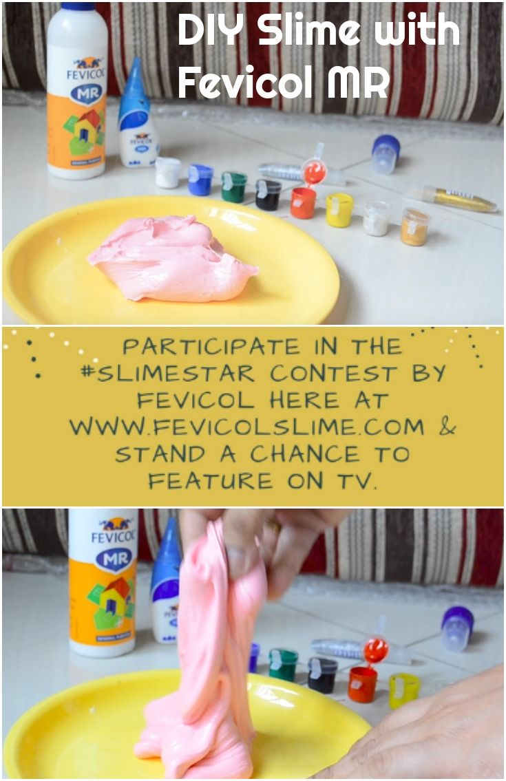 Check Out Our Easy Diy Slime With Fevicol Mr And Dont Miss To