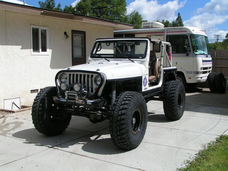 Tjs Without Front Fenders Pics Pirate4x4 Com 4x4 And Off