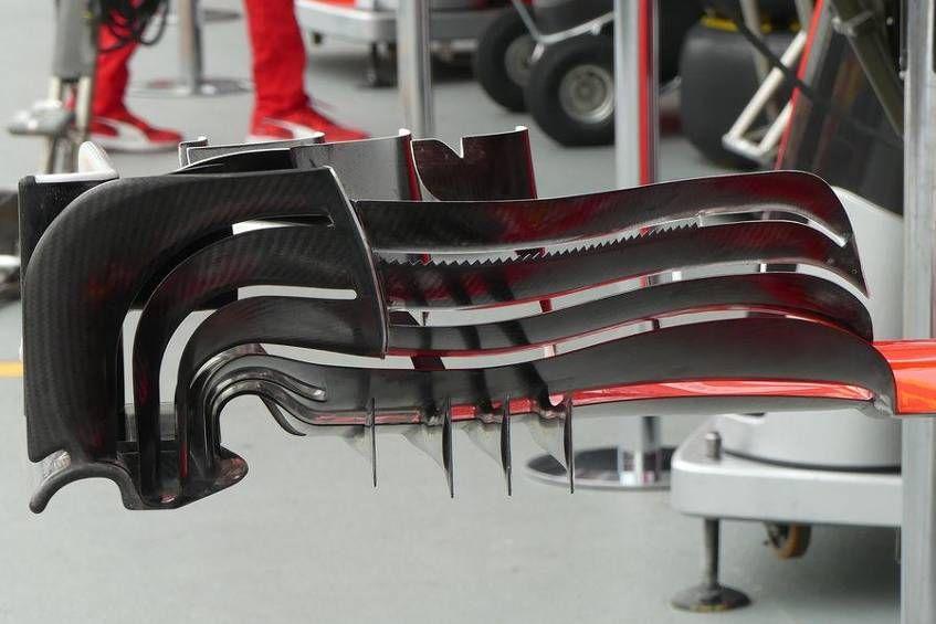 GP Singapur 2016: Technik Bild 9 - Motorsport