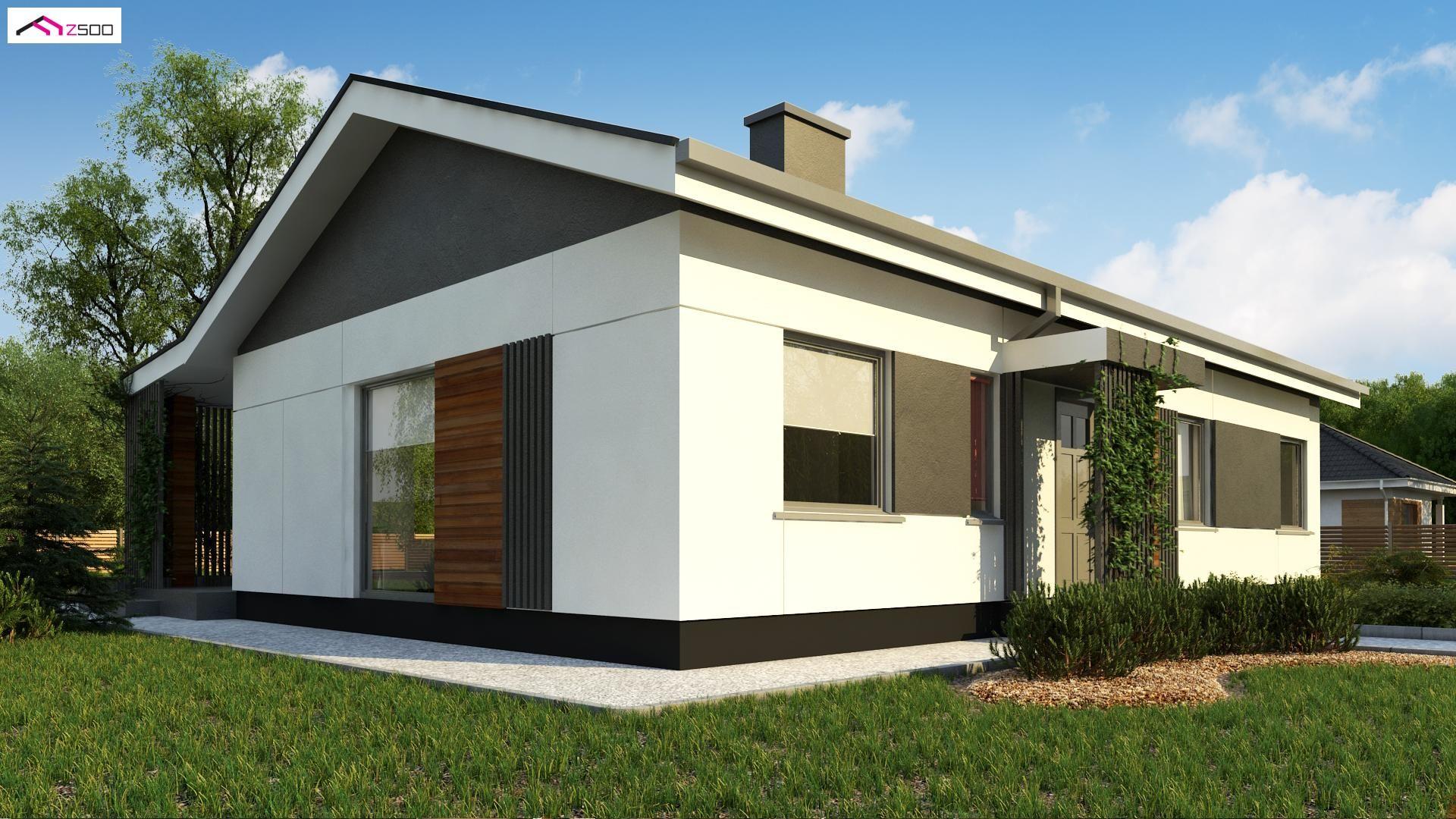 Techwood House Z500 Casas Prefabricadas Casas