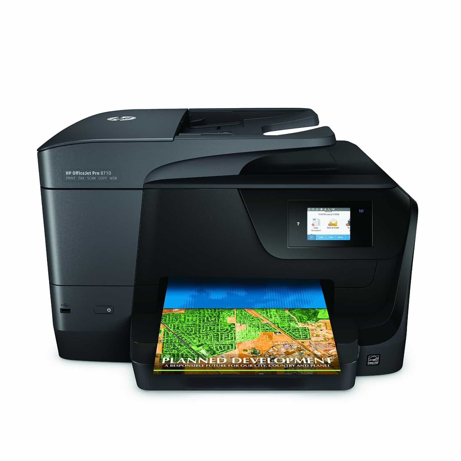 Top 10 Best All In One Printers For Home Use In 2020 With Images Hp Officejet Pro Hp Printer Hp Officejet