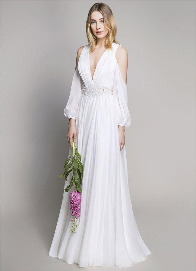 a686d8f1d9 Foto del Catalogo Blumarine 2018 - Idea Sposa | Ethereal Wedding ...